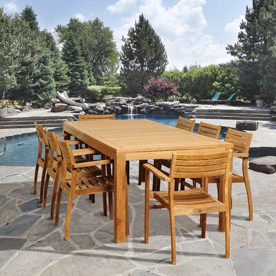 Select Wood Dining Set Product Photo