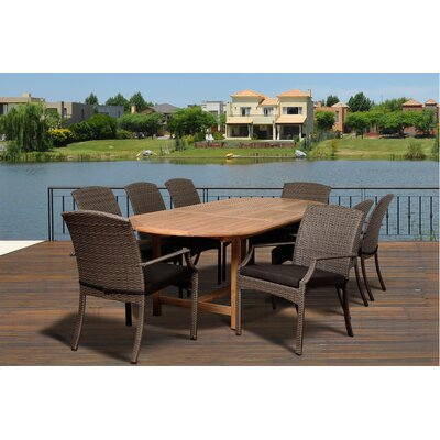 Superb-quality Wicker Dining Set Product Photo