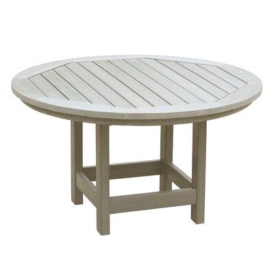 Amiya Round Coffee Table Color: Whitewash