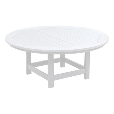 Amiya Traditional Coffee Table Color: White