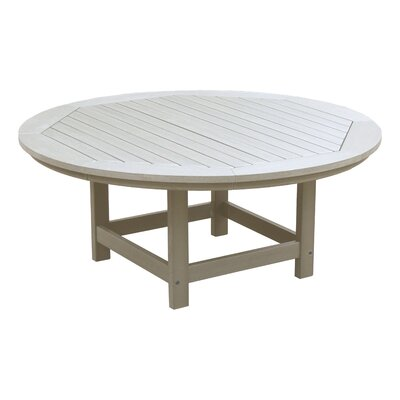 Amiya Traditional Coffee Table Color: Whitewash
