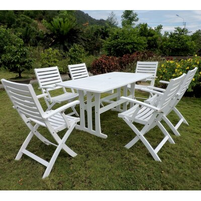 Bristol 7 Piece Patio Dining Set