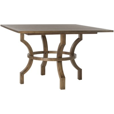 Deerfield Dining Table Color: Chestnut