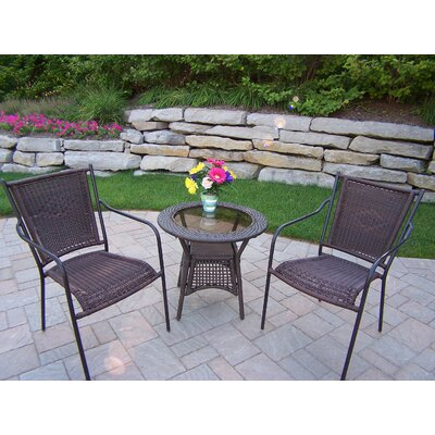 Kingsmill Traditional 3 Piece Lounge Seating Group Set