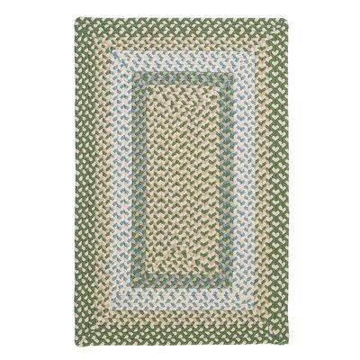 Marathovounos Pad Green Rug Rug Size: 4 x 6