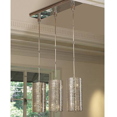 Fealty 6-Light Pendant Color: Polished Nickel