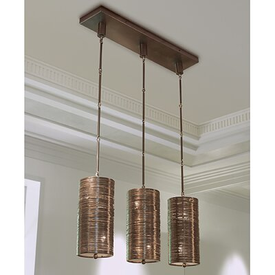 Sutton 6-Light Pendant Finish: Bronze