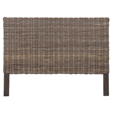Turnbridge Panel Headboard Size: King