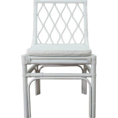 Litchfield Side Chair Finish: White