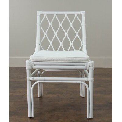 Westmoreland Side Chair Finish: White