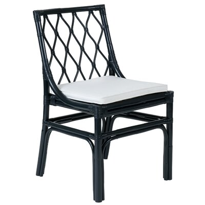 Westmoreland Side Chair Finish: Navy