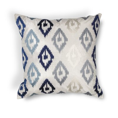 Sutter Ikat Throw Pillow