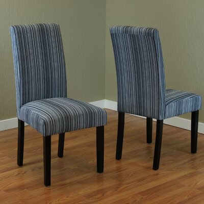 Vaughn Parsons Chair Upholstery: Teal