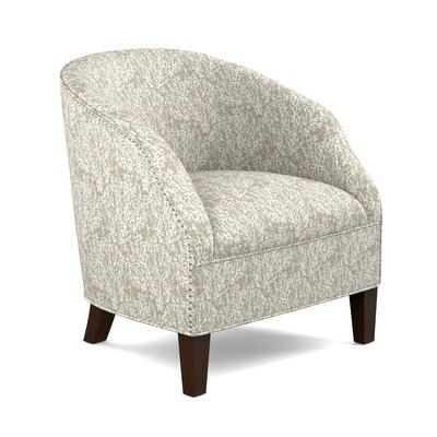 Emblyn Barrel Chair Color: Taupe