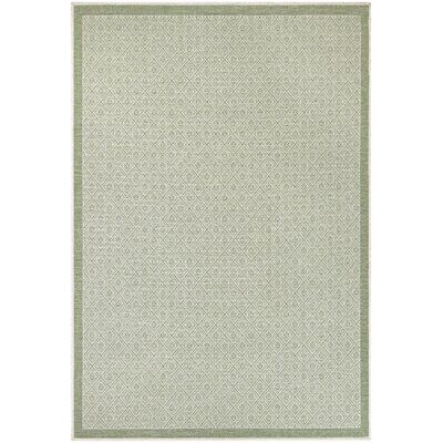 Wexford Sea Mist Indoor/Outdoor Area Rug Rug Size: 2 x 37