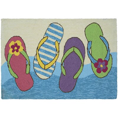 Colfax Flip Flopped Kitchen Mat