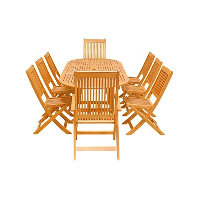 Columbia 9-Piece Dining Set