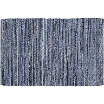 Rashebia Blue Area Rug Rug Size: 23 x 4