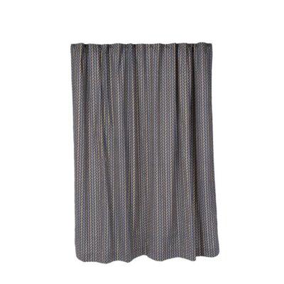 Aguiar Cotton Shower Curtain