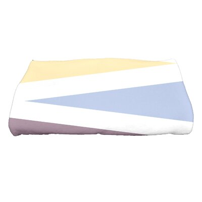 Boubacar Print Bath Towel Color: Lavender