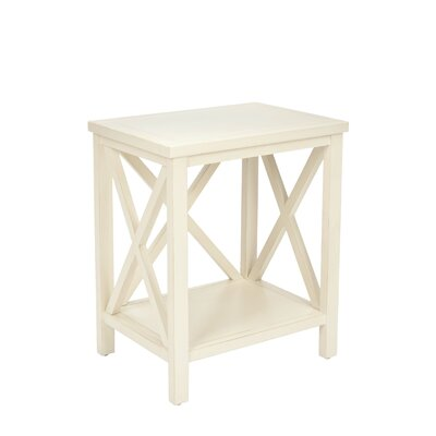 Avalon End Table Color: Barley