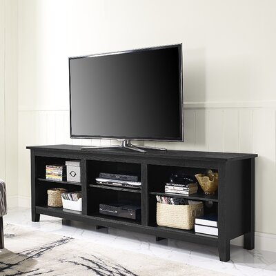 Sunbury TV Stand Finish: Black