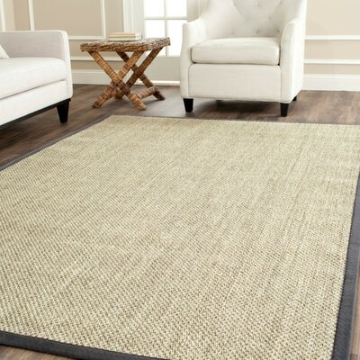 Richmond Hand-Woven Marble/Gray Area Rug Rug Size: Square 9