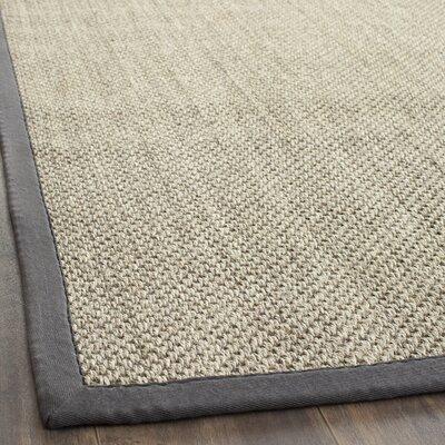 Richmond Marble/Gray Area Rug Rug Size: 6 x 9