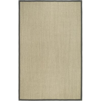 Richmond Hand-Woven Marble/Gray Area Rug Rug Size: Rectangle 6 x 9
