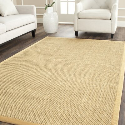 Richmond Maize/Wheat Rug Rug Size: Square 8