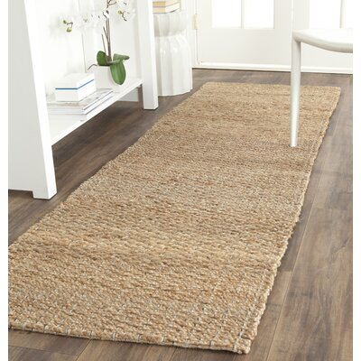 Richmond Natural Indoor Area Rug Rug Size: 8 x 10