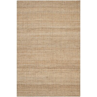 Richmond Hand Woven Natural Indoor Area Rug Rug Size: Rectangle 6 x 9