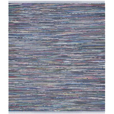 Eastport Rag Multi Contemporary Area Rug Rug Size: 6 x 9