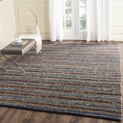 Abia Hand-Woven Area Rug Rug Size: Rectangle 9 x 12