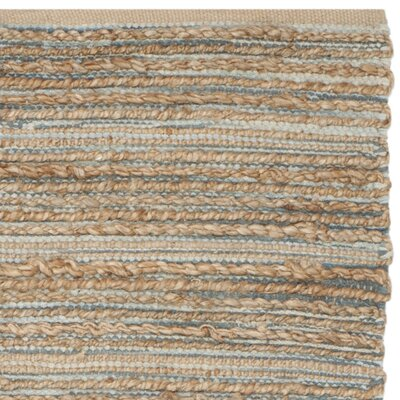 Abia Beige Area Rug Rug Size: 8 x 10