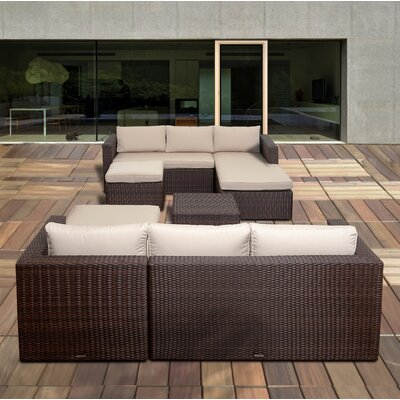 Ultimate Sectional Set Product Photo