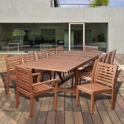 Ashford 13 Piece Rectangular Dining Set
