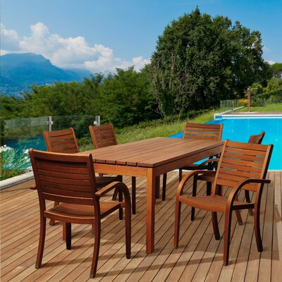 Big Coppitt Key 7 Piece Dining Set
