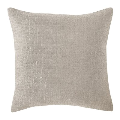 Milbridge Throw Pillow Color: Taupe
