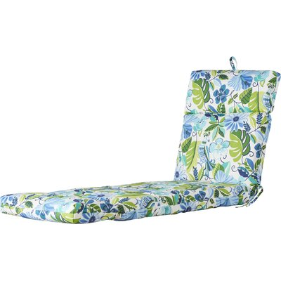 Indoor/Outdoor Chaise Cushion