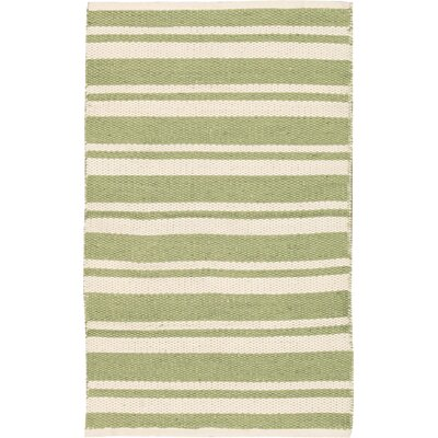 Coralie Blue/Green/Sapphire Area Rug Rug Size: Rectangle 5 x 76