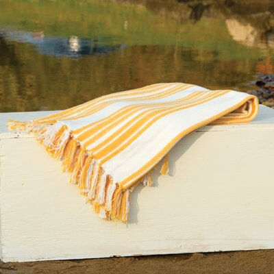 Emmalynn Woven Cotton Throw