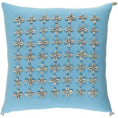 Griswold Cotton Throw Pillow Color: Green, Size: 20 H x 20 W x 4 D