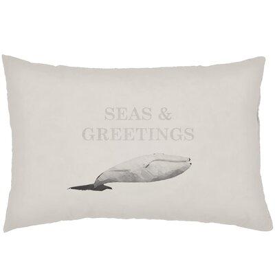 Merrimac Indoor/Outdoor Lumbar Pillow Color: Neutral