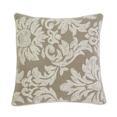 Petunia Linen Pillow Cover