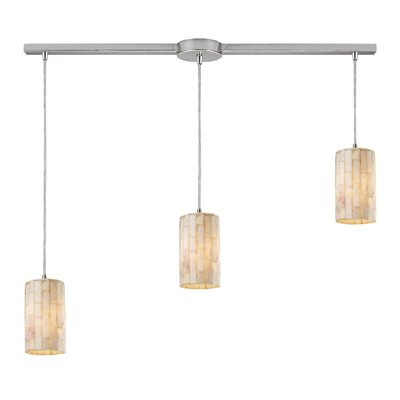 Raynham 3-Light Linear Pendant