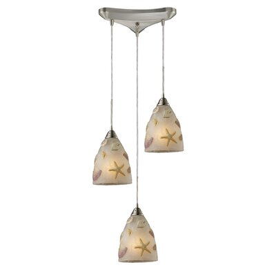 Northway Metal 3-Light Pendant