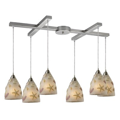 Northway 6-Light Pendant