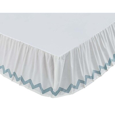 Oakham Bed Skirt Size: Queen