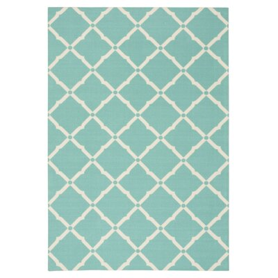 Astrid Indoor/Outdoor Area Rug Rug Size: 43 x 63